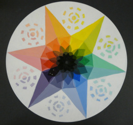 Content Statement Students Will Learn To Mix Secondary Colors Tertiary And Value Scales By Creating A Color Wheel Mandala